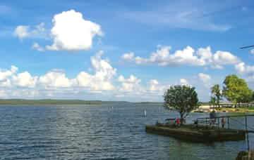 View Of Beautiful Lake Buchanan